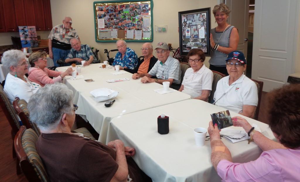 Senior Living Residents Benefit from Socialization