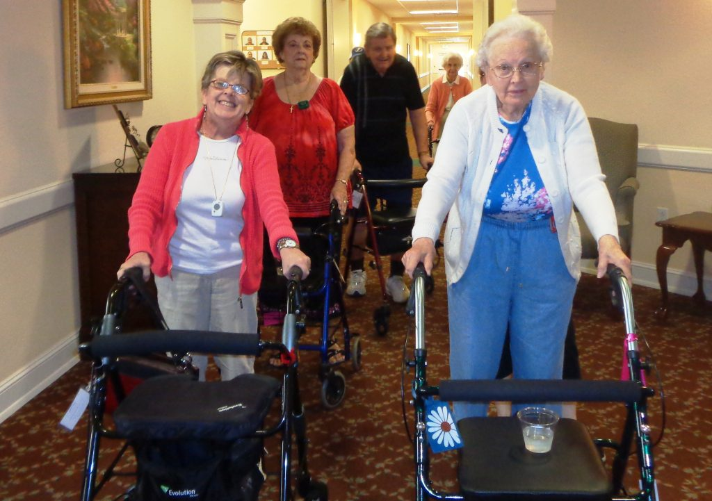 A Typical Day for Residents at Brandon, FL Assisted Living Community