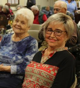 Janet & Carol