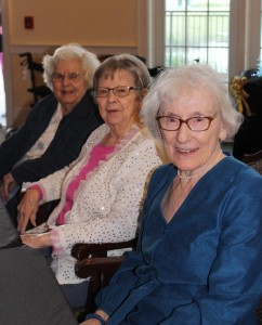 Shirley, Zula, Ruth